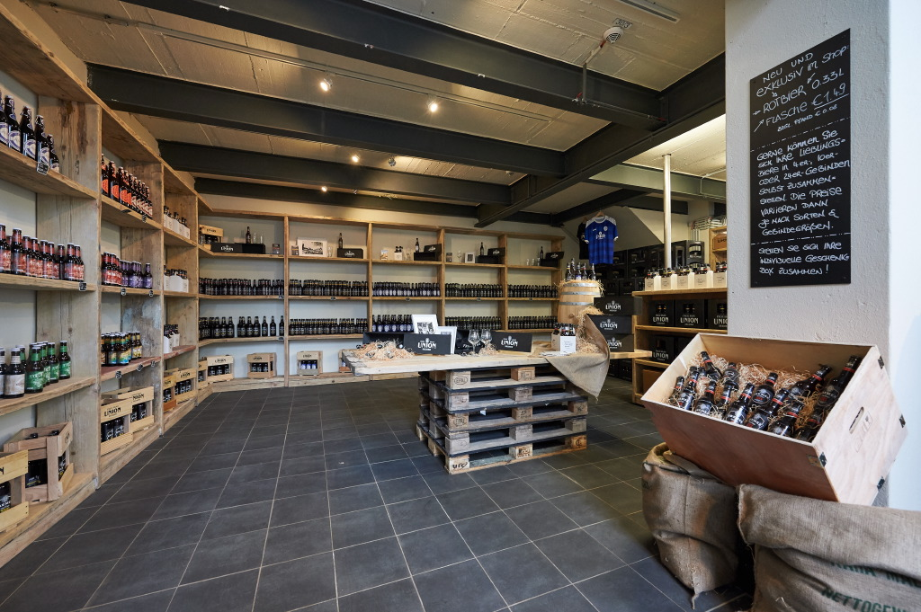 Union Brauerei Shop 01