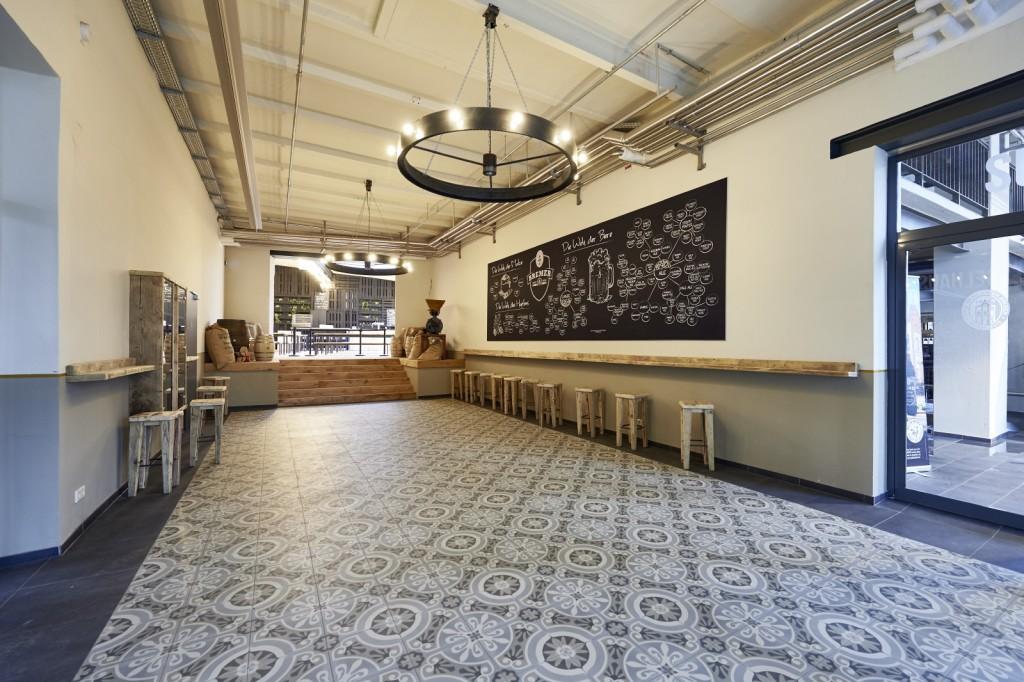Union Brauerei_Foyer C Heidmann